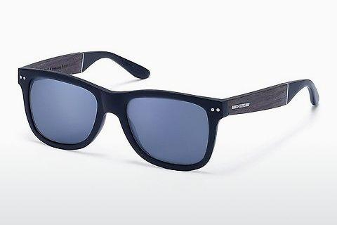 Sonnenbrille Wood Fellas Schellenberg (10770 black oak)