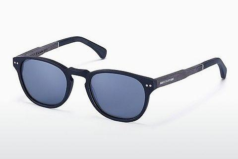Sonnenbrille Wood Fellas Stockenfels (10771 black oak)