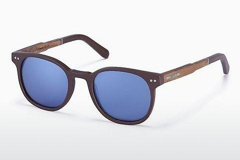 Sonnenbrille Wood Fellas Pottenstein (10772 zebrano)