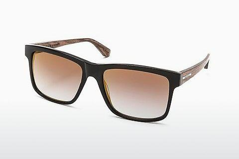 Sonnenbrille Wood Fellas Blumenberg (10779 walnut)