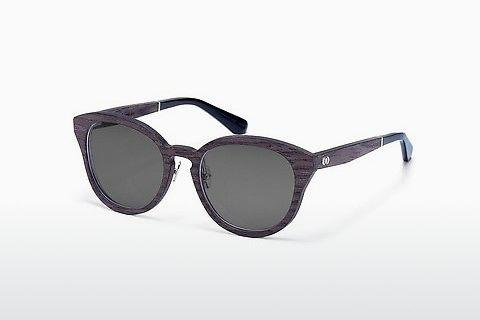 Sonnenbrille Wood Fellas Possenhofen (10955_S black oak)
