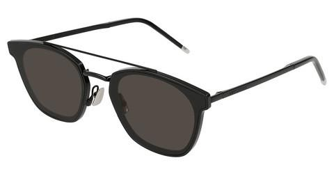 Sonnenbrille Saint Laurent SL 28 METAL 001