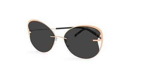 Sonnenbrille Silhouette accent shades (8173/75 3630)