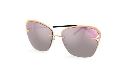 Sonnenbrille Silhouette accent shades (8174/75 3530)
