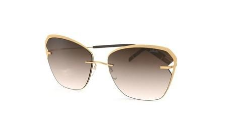 Sonnenbrille Silhouette accent shades (8174/75 7530)