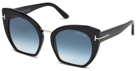 Sonnenbrille Tom Ford Samantha (FT0553 01W)