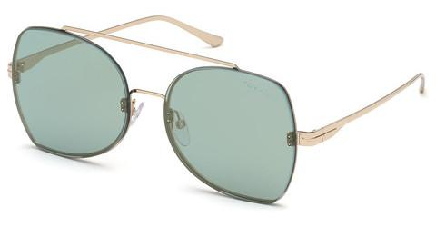 Sonnenbrille Tom Ford Scout (FT0656 28Q)