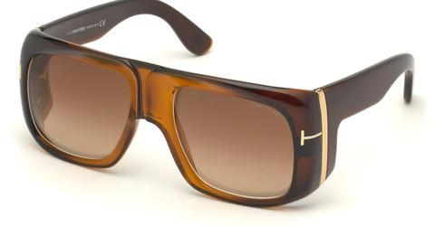 Sonnenbrille Tom Ford Gino (FT0733 48F)