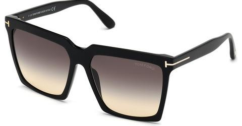 Sonnenbrille Tom Ford FT0764 01B