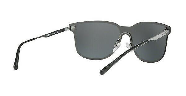 Arnette Herren Sonnenbrille »HUNDO-P2 AN3074«, grau, 502/87 - grau/grau