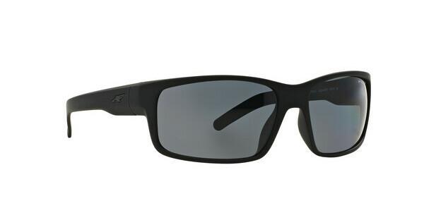 Arnette Herren Sonnenbrille »FASTBALL AN4202«, schwarz, 447/81 - schwarz/grau