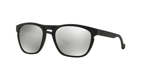 Arnette Herren Sonnenbrille »GROOVE AN4203«, schwarz, 01/6G - schwarz/silber