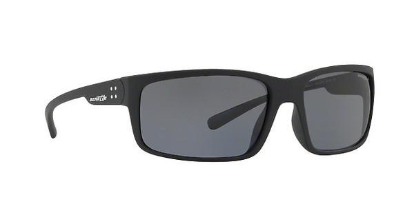 Arnette Herren Sonnenbrille »FASTBALL 2.0 AN4242«, schwarz, 01/81 - schwarz/grau