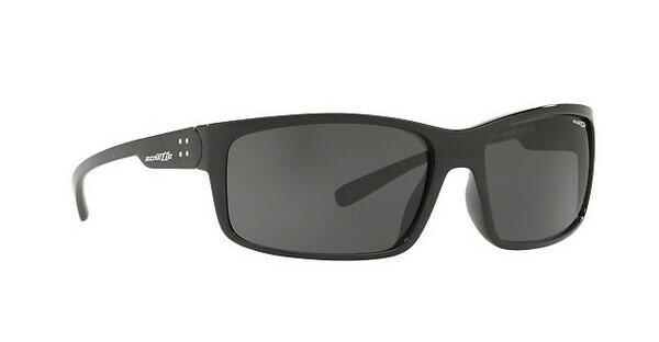 Arnette Herren Sonnenbrille »FASTBALL 2.0 AN4242«, schwarz, 41/87 - schwarz/grau