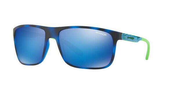 Arnette Herren Sonnenbrille »BUSHING AN4244«, blau, 246525 - blau/blau