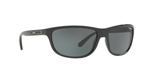 Arnette Herren Sonnenbrille »GRIP TAPE AN4246«, schwarz, 41/81 - schwarz/grau