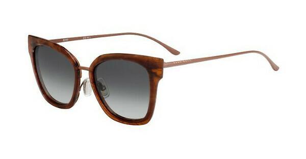 Boss Damen Sonnenbrille » BOSS 0944/S«, braun, XT8/9O - braun/grau