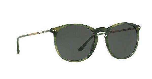 BURBERRY Burberry Herren Sonnenbrille » BE4250Q«, grün, 365987 - grün/grau