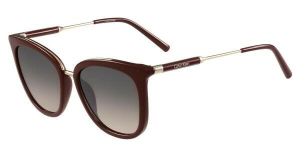 Calvin Klein Damen Sonnenbrille » CKJ512S«, rot, 650 - rot
