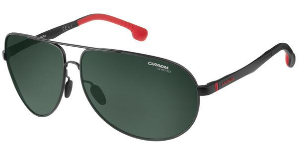 Carrera Eyewear Herren Sonnenbrille » CARRERA 155/S«, schwarz, 003/UC - schwarz/grün