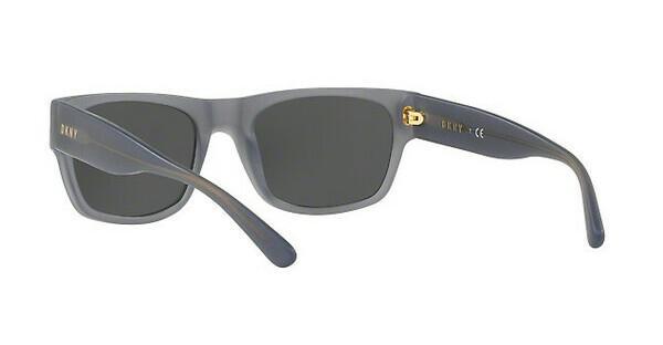 DKNY Damen Sonnenbrille » DY4150«, grau, 374987 - grau/grau