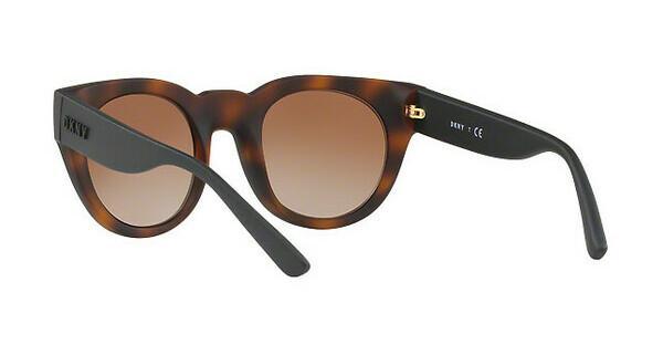 DKNY Damen Sonnenbrille » DY4153«, braun, 370213 - braun/braun