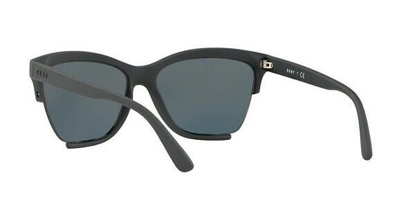 DKNY Damen Sonnenbrille » DY4155«, grau, 377887 - grau/ grau