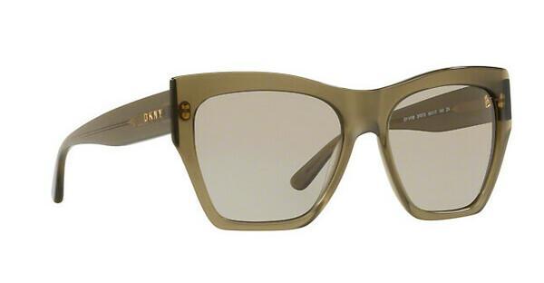 DKNY Damen Sonnenbrille » DY4156«, grün, 3767/3 - grün