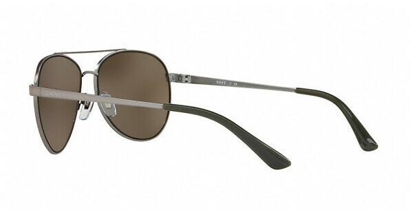 DKNY Damen Sonnenbrille » DY5082«, grau, 12557U - grau