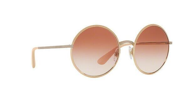 DOLCE & GABBANA Dolce & Gabbana Damen Sonnenbrille » DG2155«, rosa, 129313 - rosa/rot