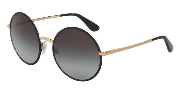 DOLCE & GABBANA Dolce & Gabbana Damen Sonnenbrille » DG2155«, schwarz, 11066G - schwarz/schwarz