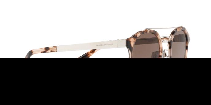 DOLCE & GABBANA Dolce & Gabbana Herren Sonnenbrille » DG2184«, braun, 354873 - braun/braun