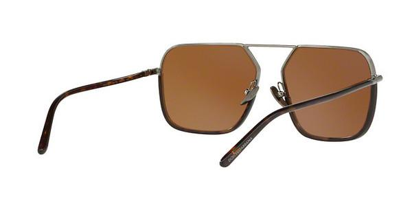 DOLCE & GABBANA Dolce & Gabbana Herren Sonnenbrille » DG2193J«, grau, 04/73 - grau/braun