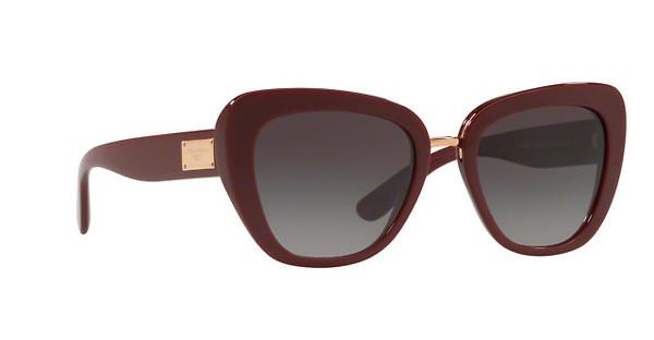 DOLCE & GABBANA Dolce & Gabbana Damen Sonnenbrille » DG4296«, rot, 30918G - rot/grau