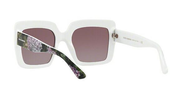 DOLCE & GABBANA Dolce & Gabbana Damen Sonnenbrille » DG4310«, weiß, 31498H - weiß/lila