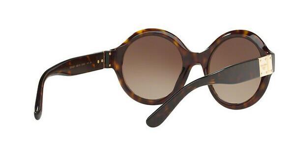 DOLCE & GABBANA Dolce & Gabbana Damen Sonnenbrille » DG4331«, braun, 502/13 - braun/braun