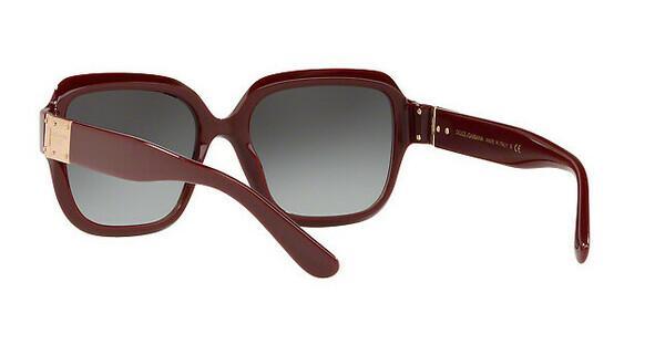DOLCE & GABBANA Dolce & Gabbana Damen Sonnenbrille » DG4336«, rot, 30918G - rot/grau