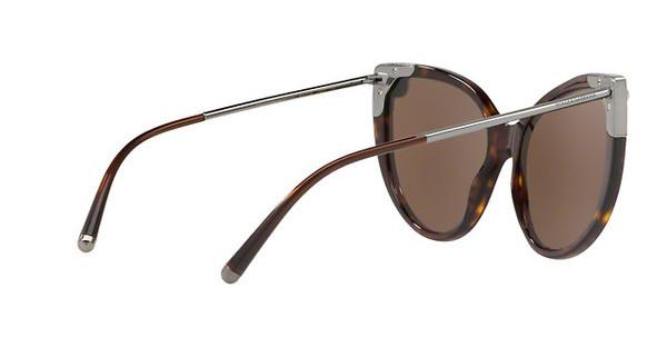 DOLCE & GABBANA Dolce & Gabbana Damen Sonnenbrille » DG4337«, braun, 502/73 - braun/braun
