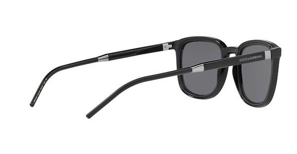 DOLCE & GABBANA Dolce & Gabbana Herren Sonnenbrille » DG6115«, schwarz, 501/81 - schwarz/grau