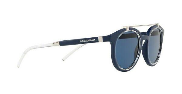 DOLCE & GABBANA Dolce & Gabbana Herren Sonnenbrille » DG6116«, blau, 309480 - blau/blau