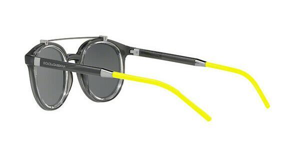 DOLCE & GABBANA Dolce & Gabbana Herren Sonnenbrille » DG6116«, 31606G