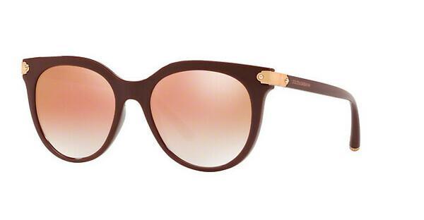 DOLCE & GABBANA Dolce & Gabbana Damen Sonnenbrille » DG6117«, rot, 30916F - rot/rosa