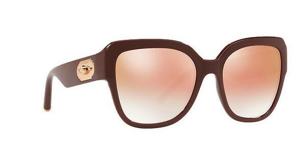 DOLCE & GABBANA Dolce & Gabbana Damen Sonnenbrille » DG6118«, rot, 30916F - rot/rosa