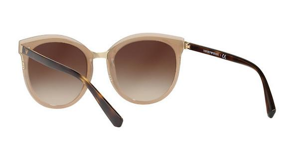 Emporio Armani Damen Sonnenbrille » EA2055«, braun, 301313 - braun/braun
