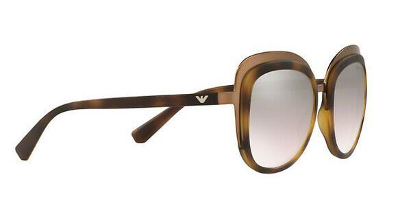 Emporio Armani Damen Sonnenbrille » EA2058«, braun, 32018Z - braun