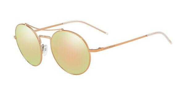 Emporio Armani Herren Sonnenbrille » EA2061«, rosa, 32194Z - rosa/ gold