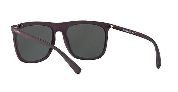 Emporio Armani Herren Sonnenbrille » EA4095«, rot, 560187 - rot/grau