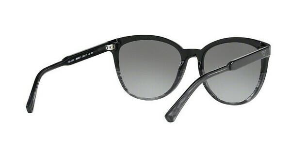 Emporio Armani Damen Sonnenbrille » EA4101«, braun, 56777D - braun/braun