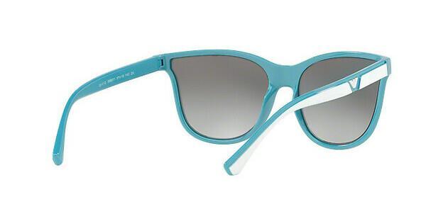 Emporio Armani Damen Sonnenbrille » EA4112«, blau, 566311 - blau/grau