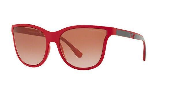Emporio Armani Damen Sonnenbrille » EA4112«, rot, 566413 - rot/rosa